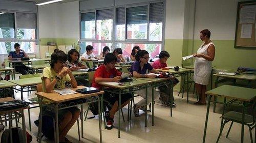 classe d'alumnes