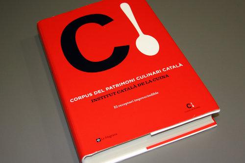portada de corpus culinari català