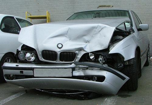 cotxe accident