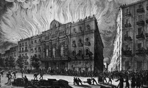 liceu incendi 1861