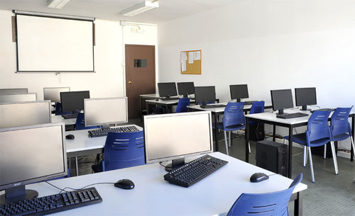 aula ordinadors sant francesc