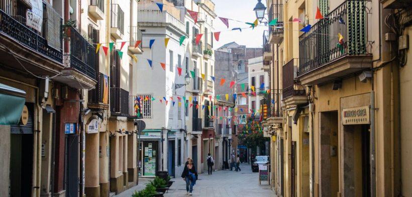 Sarrià es transforma per la Festa Major