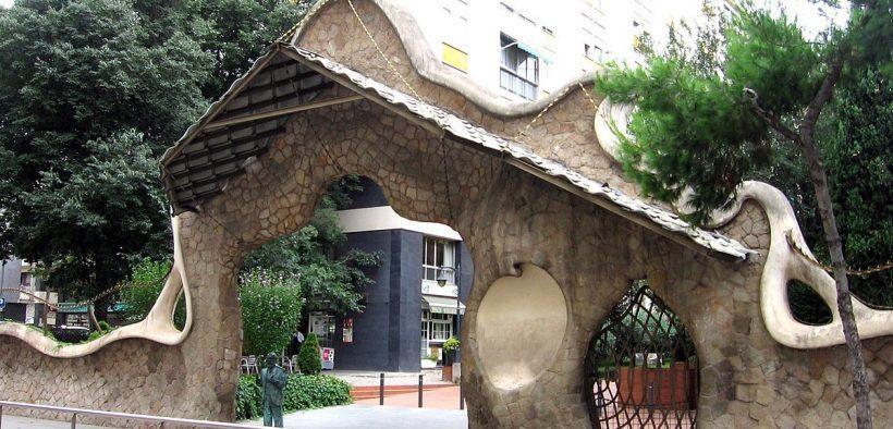 Finca Miralles un monument modernista a Sarrià
