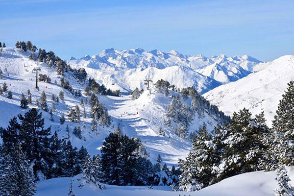 Estacions d'esquí