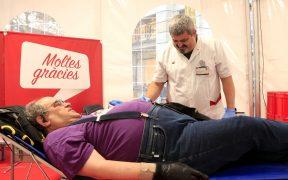 Donar sang