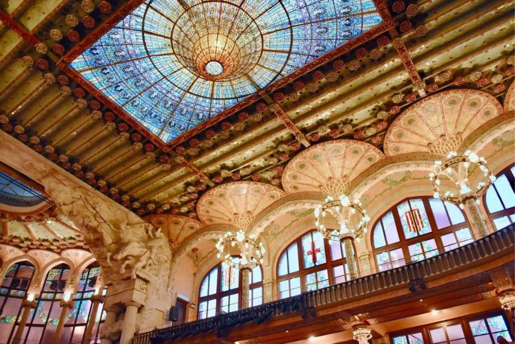 Visites virtuals barcelona