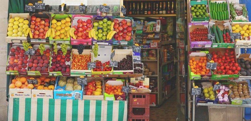 les Corts comerç local