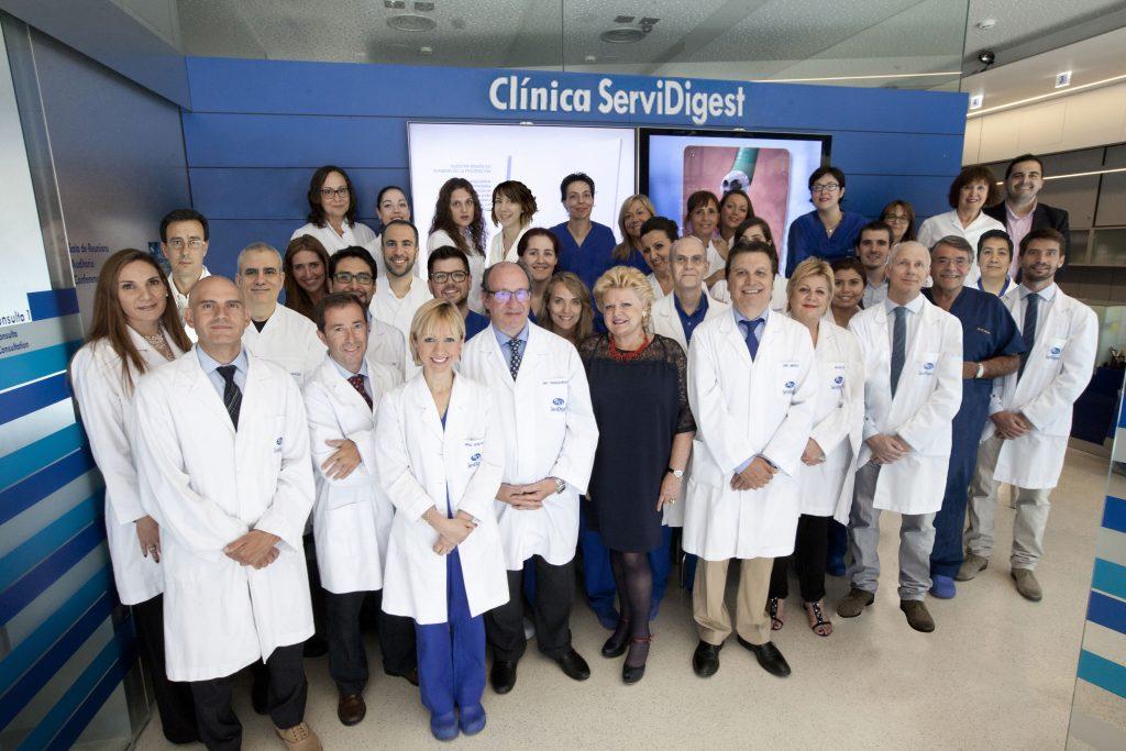 Servidigest, el centre mèdic digestiu de Barcelona