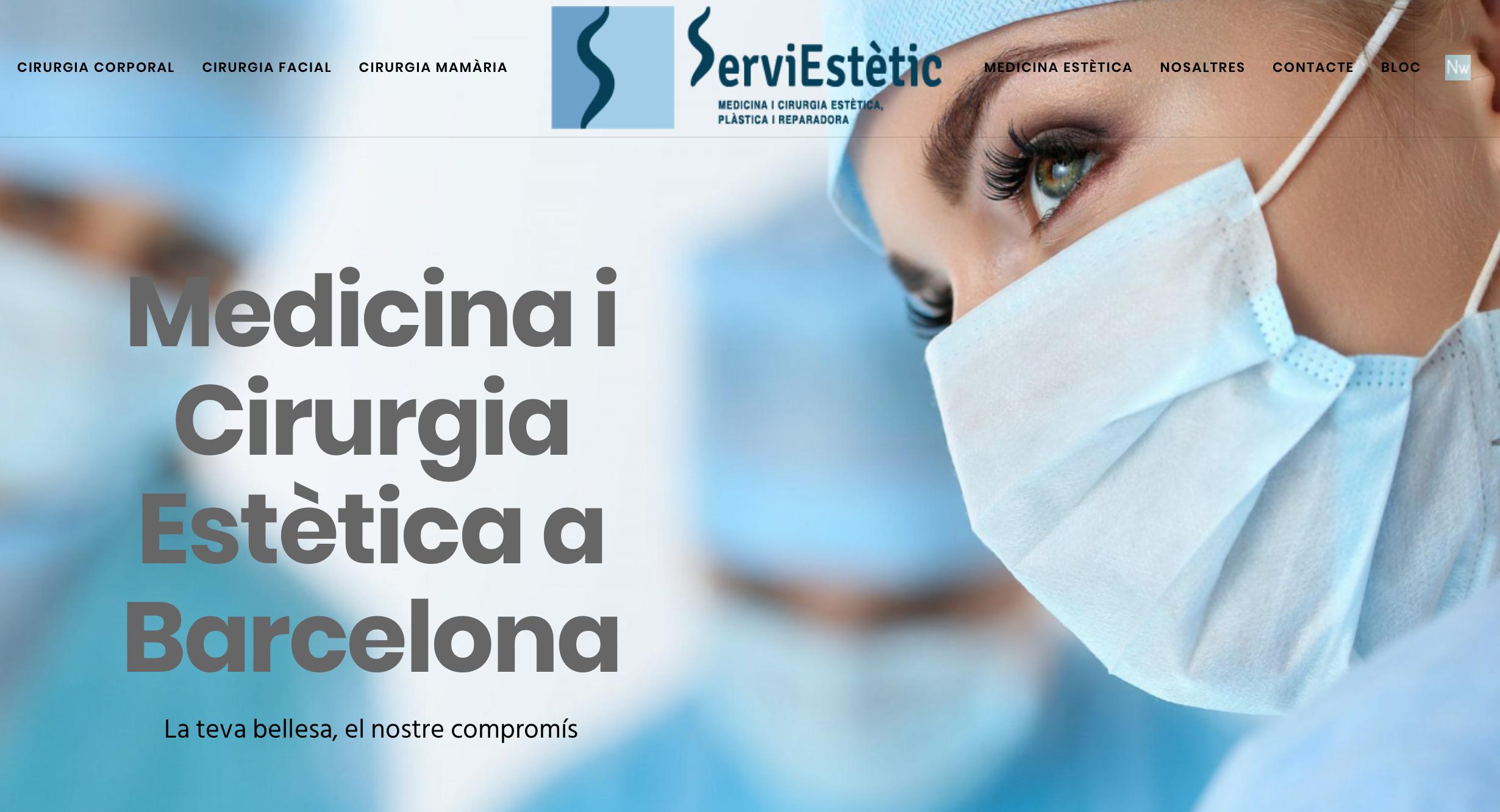 ServiEstètica, l'estètica de Barcelona