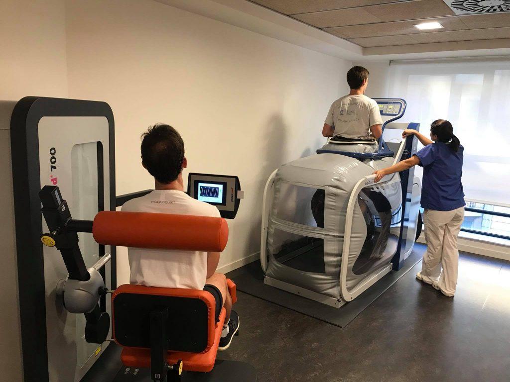 FisioBCN, centre innovador en fisioteràpia de Sarrià-Sant Gervasi