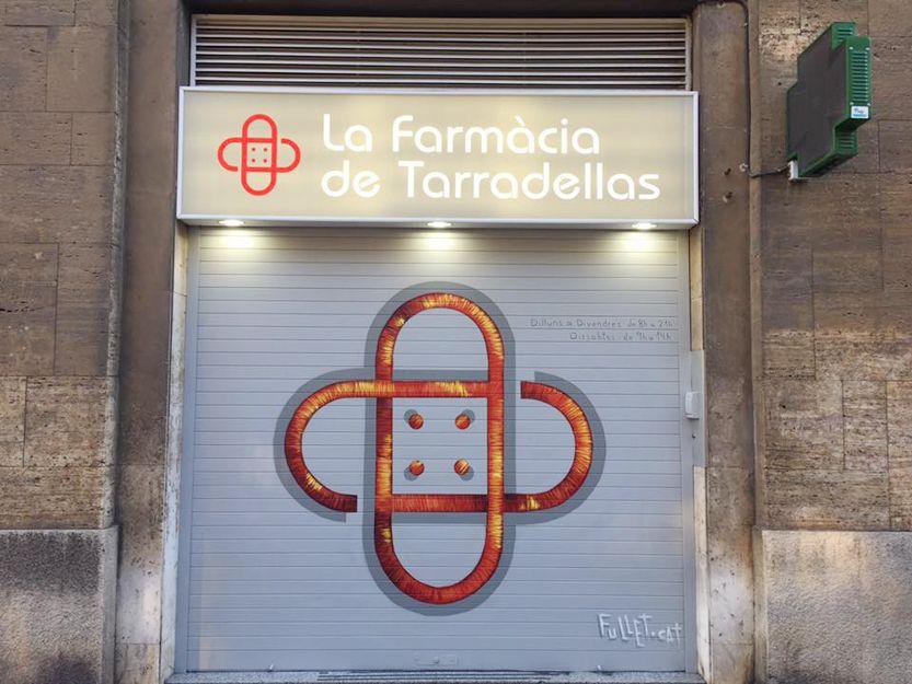 La Farmàcia Tarradelles de Les Corts